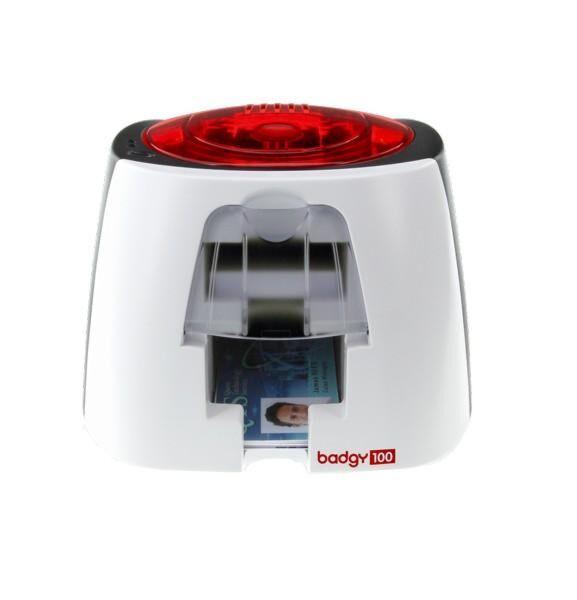 B12U0000RS Impresora Evolis Badgy 100