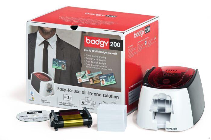 B22U0000RS Impresora Badgy 200
