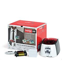 B22U0000RS Impresora Badgy 200